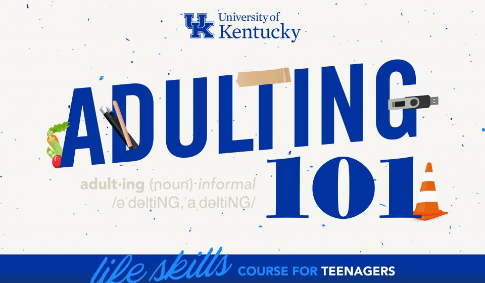 Adulting 101 - have teenagers who are needing a boost in life skills?  Here is a course for them! Join today!